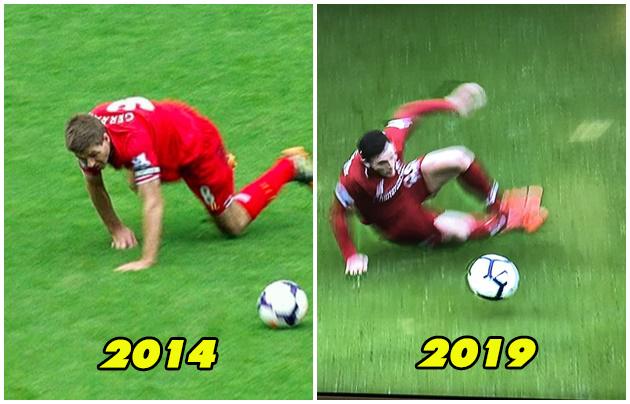 """Cầu thủ Liverpool lại trượt chân trước Chelsea, CĐV bật cười: """"May mà không Higuain không phải Demba Ba"""""""