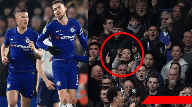 """Suýt ôm hận tại Europa League, CĐV Chelsea chỉ trích ᴛʜậᴍ ᴛệ 1 cái tên: """"Biến đi thằng đần"""""""