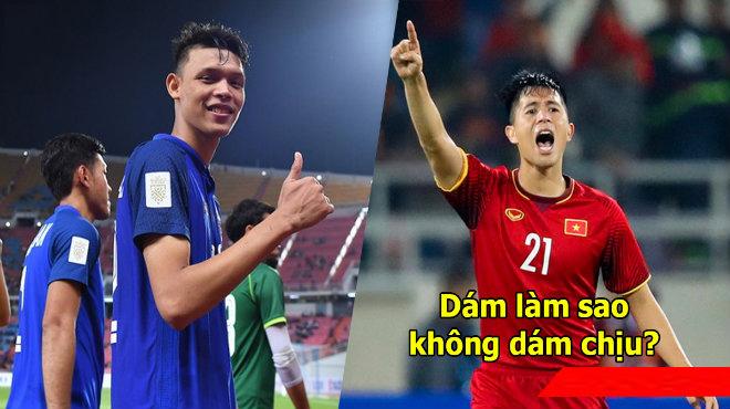 """Quyết không chịu mất người, LĐBĐ Thái Lan định dùng cách này để """"tẩy thẻ"""" cho cầu thủ đấм Đình Trọng"""