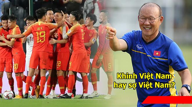 Chê King's Cup vì đối thủ không xứng tầm, ĐT Trung Quốc lại đi mời bại tướng của Việt Nam ở AFF Cup đá giao hữu