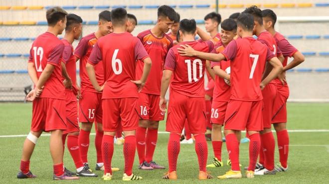 Tiểu Công Phượng để lại dấu ấn, Việt Nam nhẹ nhàng hạ gục đội tuyển Singapore