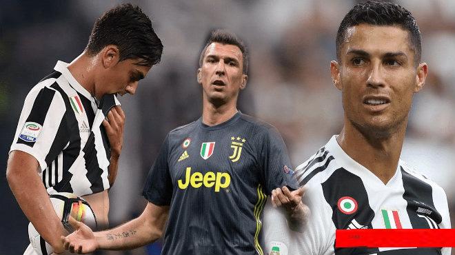 """Huyền thoại Juventus: """"Sự có mặt của Ronaldo khiến nhiều cầu thủ Juve sa sút mà thôi"""""""