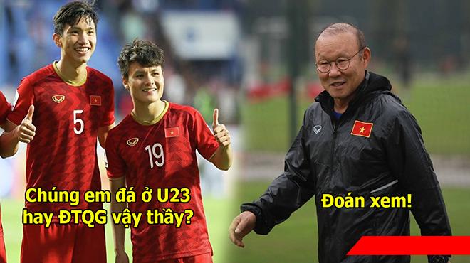 XÁC NHẬN: U23 Việt Nam sẽ đá giao hữu với U23 Myanmar cùng lúc ĐT Việt Nam sang Thái dự King's Cup