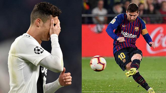 Messi đá phạt vô địch thiên hạ: 3 trận ghi 3 bàn, ghi nhiều hơn cả penalty, Ronaldo không có cửa so sánh