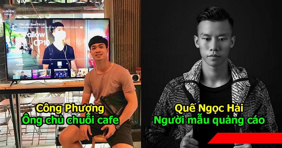 Nếu không đá bóng, các tuyển thủ ĐT Việt Nam sẽ làm gì? Người cuối cùng thà thất nghiệp còn hơn