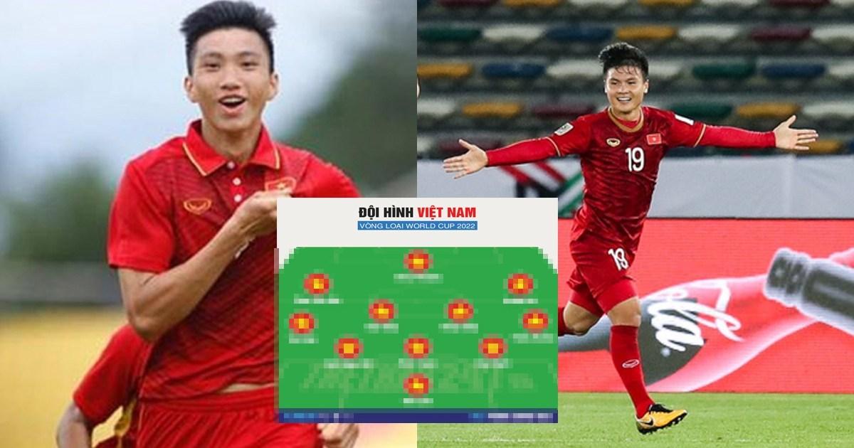 Công bố đội hình mạnh nhất sẽ giúp ĐTVN giành vé dự World Cup: Duy nhất 1 cầu thủ HAGL được góp mặt