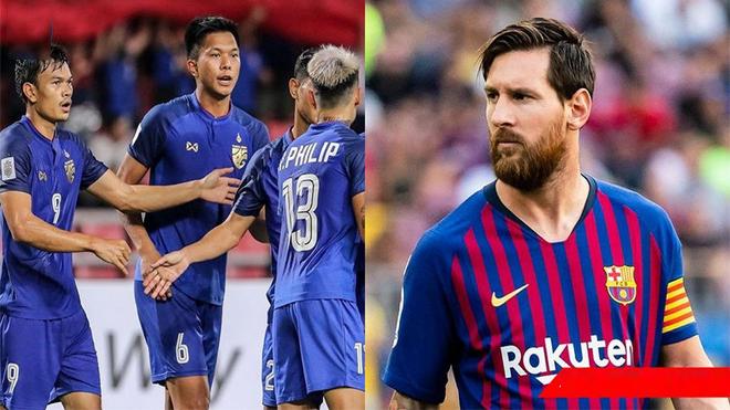 Quyết hạ Việt Nam, ĐT Thái Lan ra tay mời HLV Barcelona về đấu Park Hang Seo