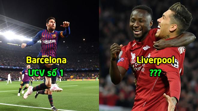 Xác định đầy đủ 4 cái tên sẽ tranh tài tại bán kết Champions League mùa 2018/19: Hạ đẹp MU, Barca vẫn là ƯCV số 1