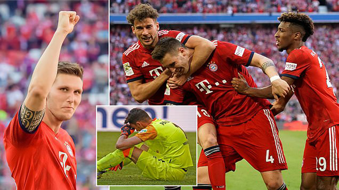 "Bayern Munich – Werder Bremen: ""Pháo hạng nặng"" im tiếng, cậy nhờ tuyến sau"