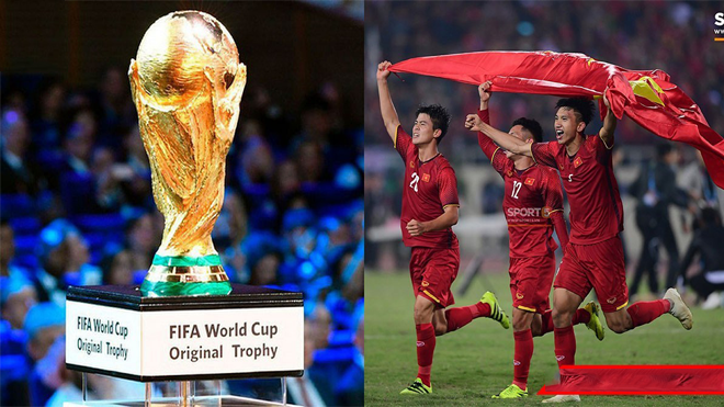 Tăng 1 bậc trên BXH FIFA, Việt Nam giành lợi thế cực lớn trong cuộc đua tới World Cup 2022