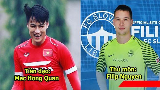 ĐT Việt Nam sẽ trở thành 'ông lớn' Châu Á với 11 cầu thủ Việt kiều này!