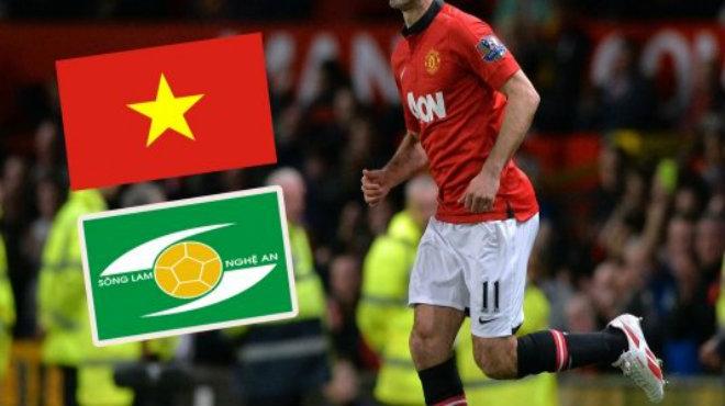 NÓNG: Huyền thoại MU – Ryan Giggs sắp trở lại Việt Nam, ghé thăm SLNA