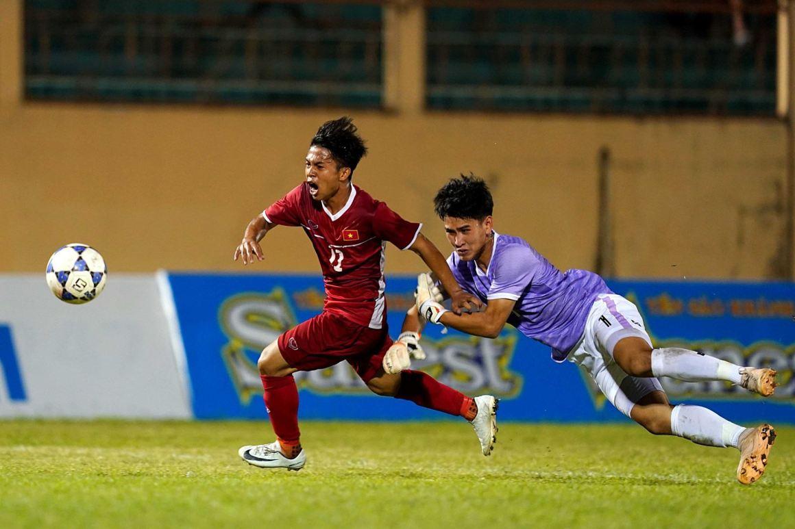 Bị Hong Kong cầm chân, U18 Việt Nam tuột ngôi vương giải Tứ hùng châu Á đầy tiếc nuối