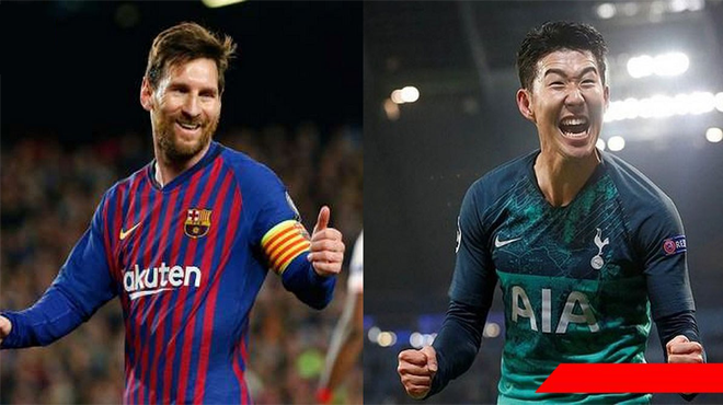 Top 10 vua phá lưới Champions League mùa này: Quá khó cho phần còn lại chiếm ngôi số 1 của thiên tài này