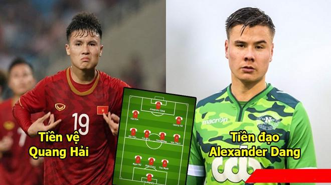 Đội hình mạnh nhất của ĐTVN nếu kết hợp thêm cầu thủ Việt kiều: Chúng ta đã bá chủ Châu Á từ lâu rồi!