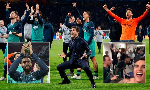 Kết quả Ajax vs Tottenham: Hat-trick, vỡ òa phút 90+6 và màn ngược dòng không thể tin nổi