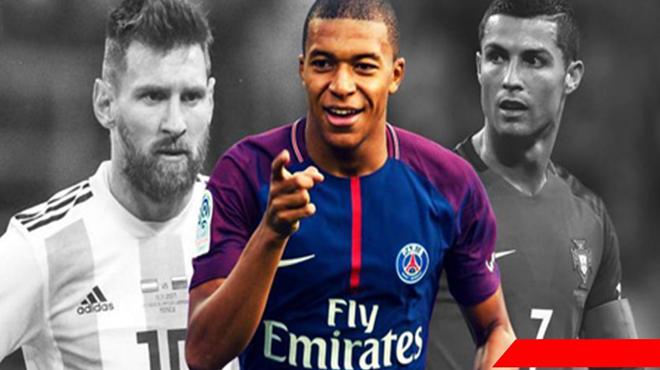 5 bằng chứng cho thấy Mbappe là ứng viên sáng giá cho QBV trong tương lai, bỏ xa Ronaldo và Messi