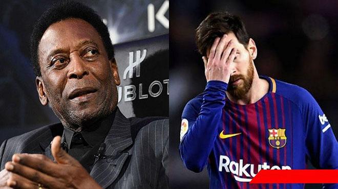 Pele gieo sầu cho Messi và Barca trước trận lượt về bán kết Champions League với Liverpool