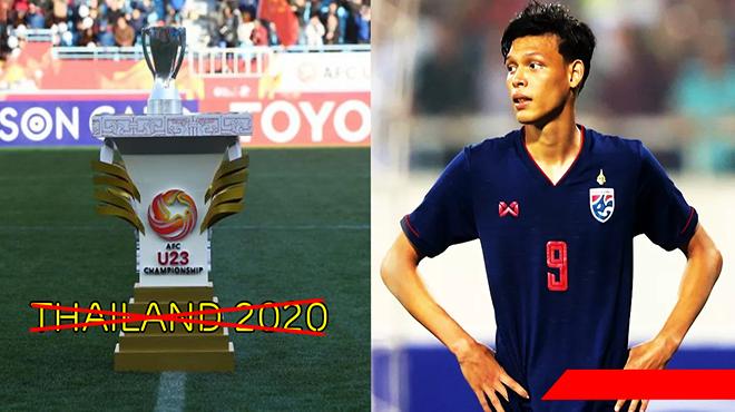 Quá lề mề trong công tác chuẩn bị, Thái Lan đứng trước nguy cơ bị AFC tước quyền đăng cai VCK U23 châu Á 2020