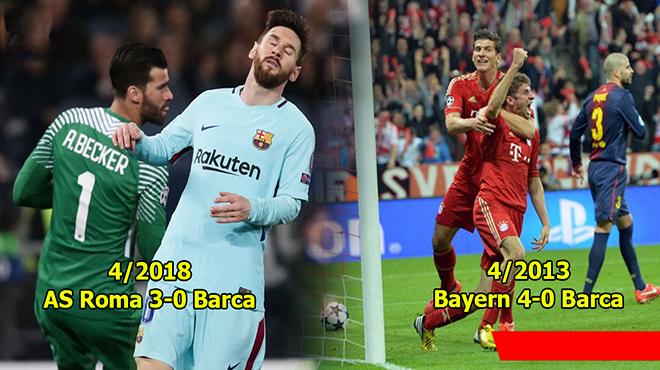 Điểm mặt 10 thất bại đáng quên nhất trong lịch sử Barcelona: Thua 0-4 trước Liverpool vẫn chưa phải tỷ số tệ hại nhất