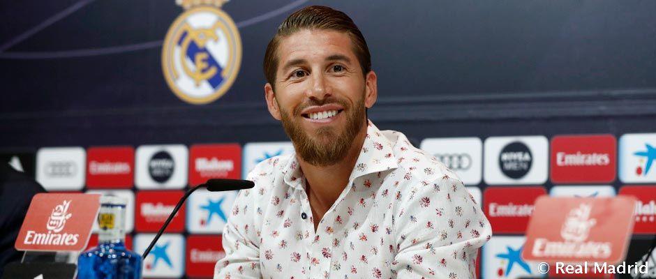 NÓNG: Sergio Ramos tổ chức buổi họp báo bất thường, chính thức lên tiếng về việc chuyển sang Trung Quốc thi đấu