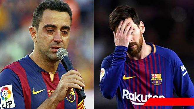 Sau Casillas, đến lượt huyền thoại Xavi giã từ sự nghiệp khiến hàng triệu CĐV rơi lệ