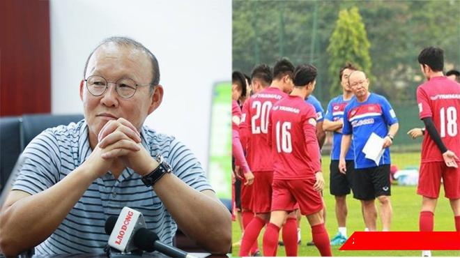 Để vô địch SEA Games, HLV Park Hang Seo bắt đầu lên kế hoạch chưa từng có cho U22 Việt Nam
