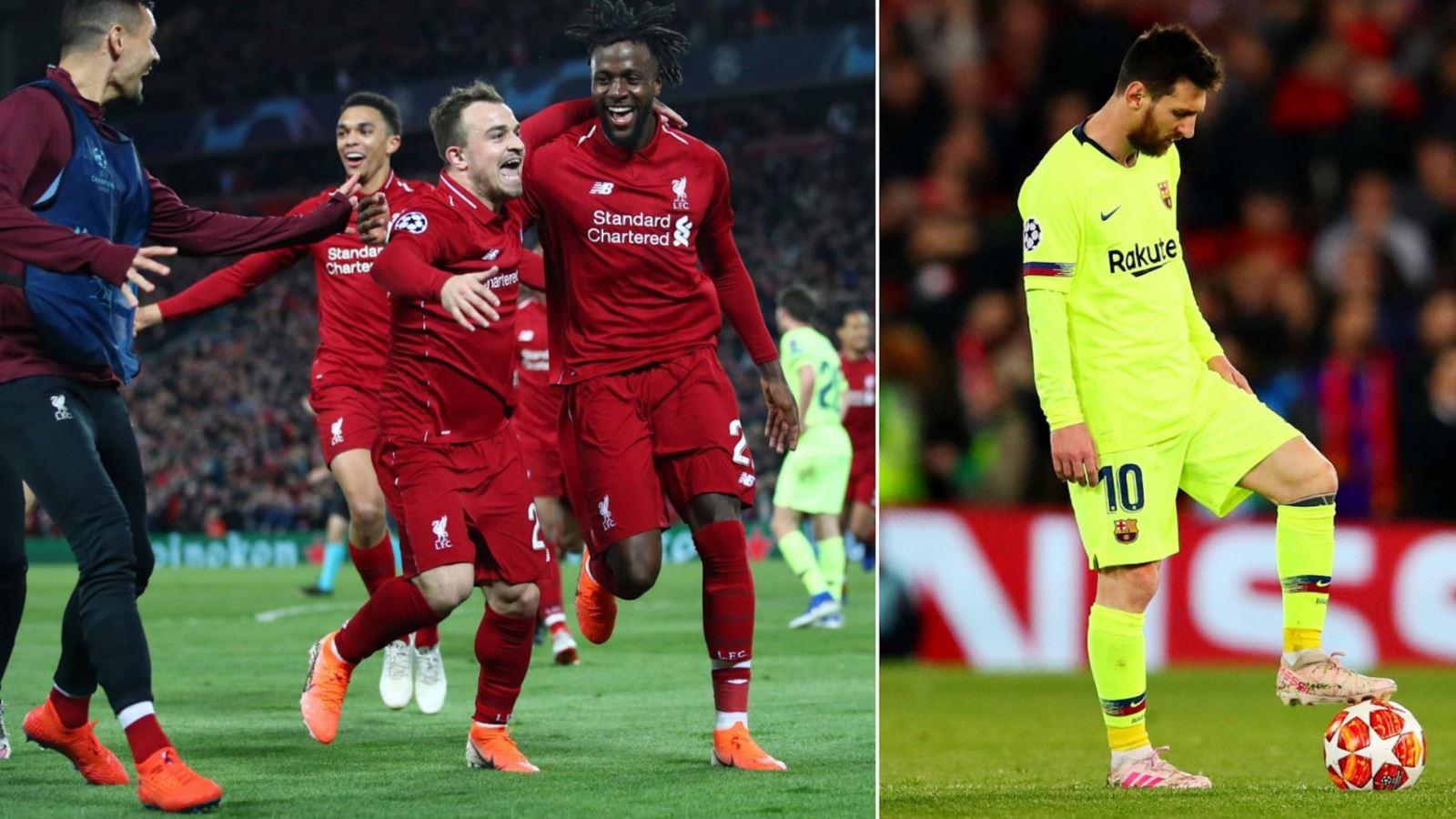 """Thua đau Liverpool, CĐV Barca lại lôi cả Dembele ra """"xỉ vả"""" dù không được ra sân một phút nào"""