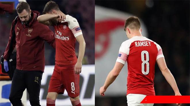 CHia tay Arsenal trong nước mắt, thần c.h.ế.t Ramsey công bố bức tâm thư cuối cùng, ai đọc xong cũng xúc động