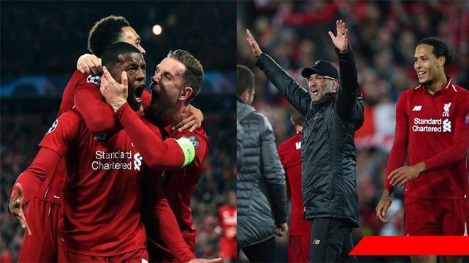 Ngược dòng phi thường vào chung kết C1, Liverpool lập nên kì tích vĩ đại chưa từng có trên đời