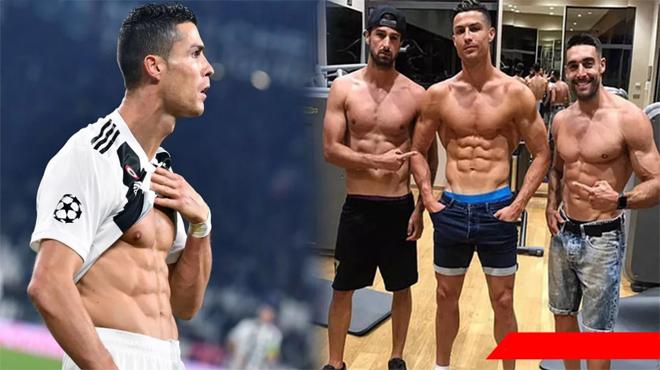 Không nhất thiết phải ghi bàn, Ronaldo khoe body cực phẩm cũng đủ khiến cư dân mạng điên đảo