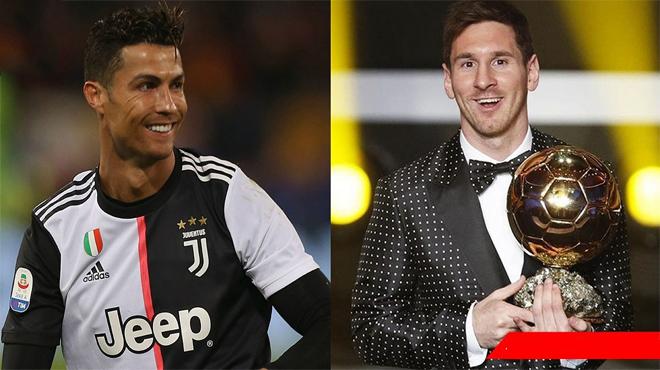 """Ronaldo: """"Chiếc giày vàng danh giá hơn Quả bóng vàng"""""""