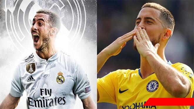 """Chuẩn bị sang Real, Hazard nhắn nhủ lời cuối cùng cho Chelsea: """"Tôi sẽ không bao giờ quay trở lại Anh thi đấu"""""""