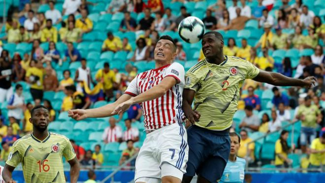 Kết quả Colombia – Paraguay: Sai lầm đáng trách, mừng hụt vì VAR (Copa America)