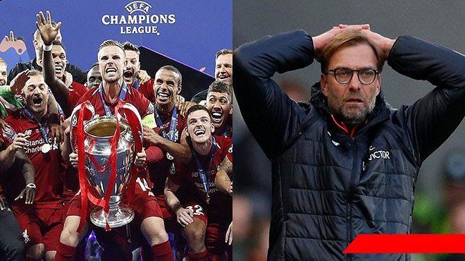 Vô địch Champions League, Liverpool vẫn không được tham dự FIFA Club World Cup để xưng bá thế giới