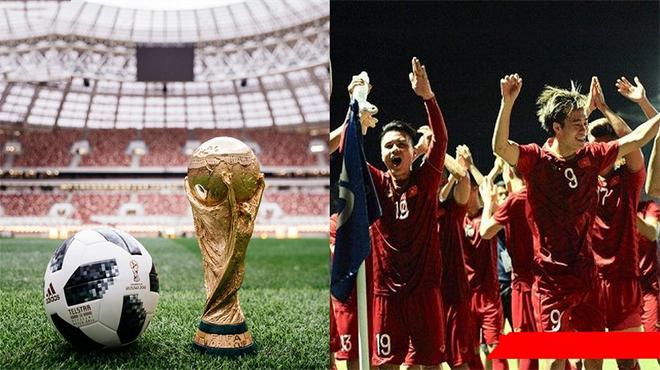 Lịch thi đấu của ĐT Việt Nam tại VL World Cup: Quá thuận lợi để viết nên trang sử mới cho dân tộc