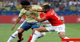 Tứ kết Copa America, Chile – Colombia: Kịch tính VAR, luân lưu định mệnh