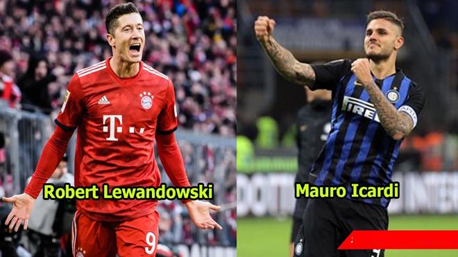 Man Utd nhanh chóng đẩy Lukaku sang Inter, nhắm luôn đến 5 chân sút đẳng cấp để thay thế