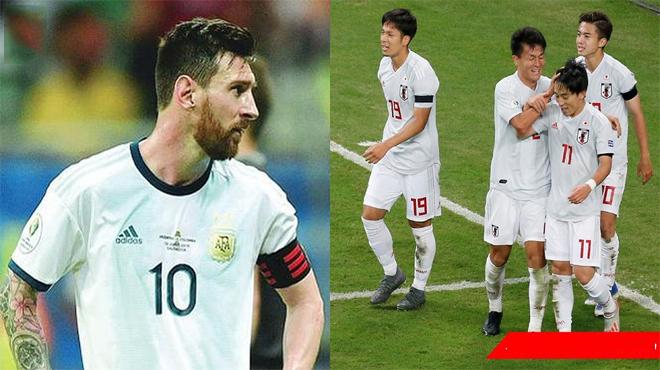 """Mang đội hình U23 đấu với Messi, Nhật Bản bị lên án: """"Họ quá khinh thường chúng ta, đừng mời mấy đội châu Á nữa"""""""