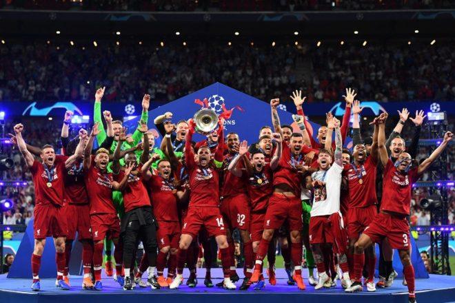 CHÙM ẢNH: Vỡ òa trong niềm vui chiến thắng, Liverpool hiên ngang vô địch Champions League lần thứ 6