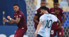 Kết quả Argentina – Venezuela: Bước ngoặt cú giật gót, trừng phạt sai lầm (Copa America)