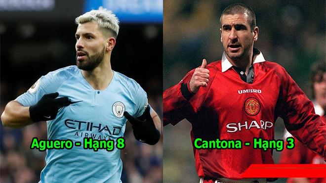 10 cầu thủ nước ngoài vĩ đại nhất lịch sử Ngoại hạng Anh: Hạng 1 là bất khả xâm phạm