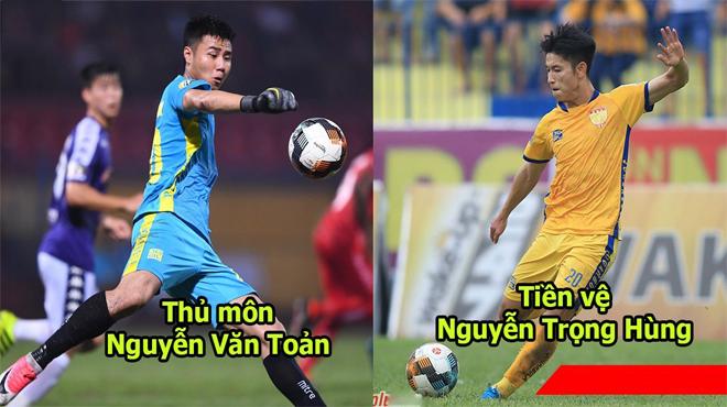"""Top 5 cái tên thi đấu sáng chói, """"vượt lên chính mình"""" trong giai đoạn lượt đi V-League, tân binh U23 góp mặt"""