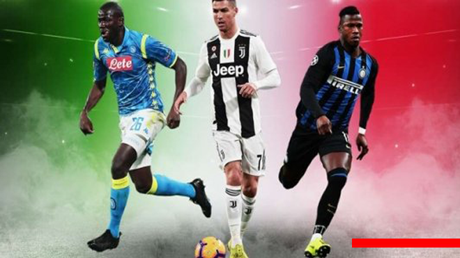 """Đội hình 11 cầu thủ """"ma tốc độ"""" Serie A hiện tại: Ronaldo vẫn đang rất gì và này nọ!"""