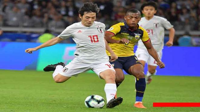 """Kết quả Ecuador – Nhật Bản: Niềm vui khởi đầu, hụt hẫng vì """"Messi Nhật"""" (Copa America)"""