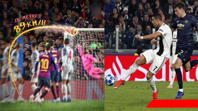 UEFA công bố bàn thắng đẹp nhất Champions League 18/19: Ronaldo một lần nữa phải chịu thất bại trước Messi
