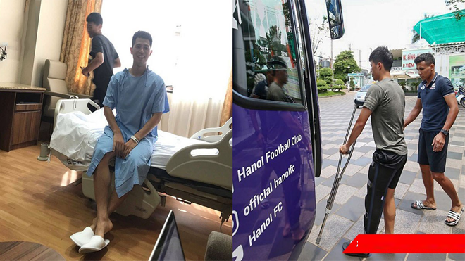 Từ Singapore, Đình Trọng báo tin cực vui về cho thầy Park và CĐV Việt Nam, ngày trở lại đã cận kề