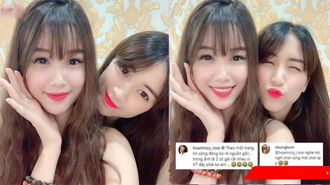 Bạn gái Văn Toàn thắm thiết cùng Hòa Minzy, nhưng câu chuyện tình chị em rạn nứt vì Văn Toàn mới đáng chú ý