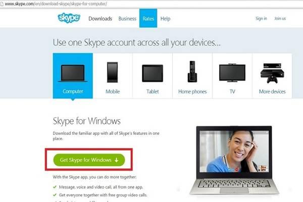 Skype là gì ? Hướng dẫn cách cài Sky trên máy tính