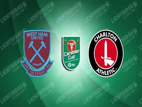Nhận định West Ham vs Charlton Athletic, 01h30 ngày 16/9